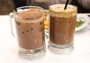 malay ice coffee